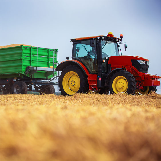 Diesel settore agricolture